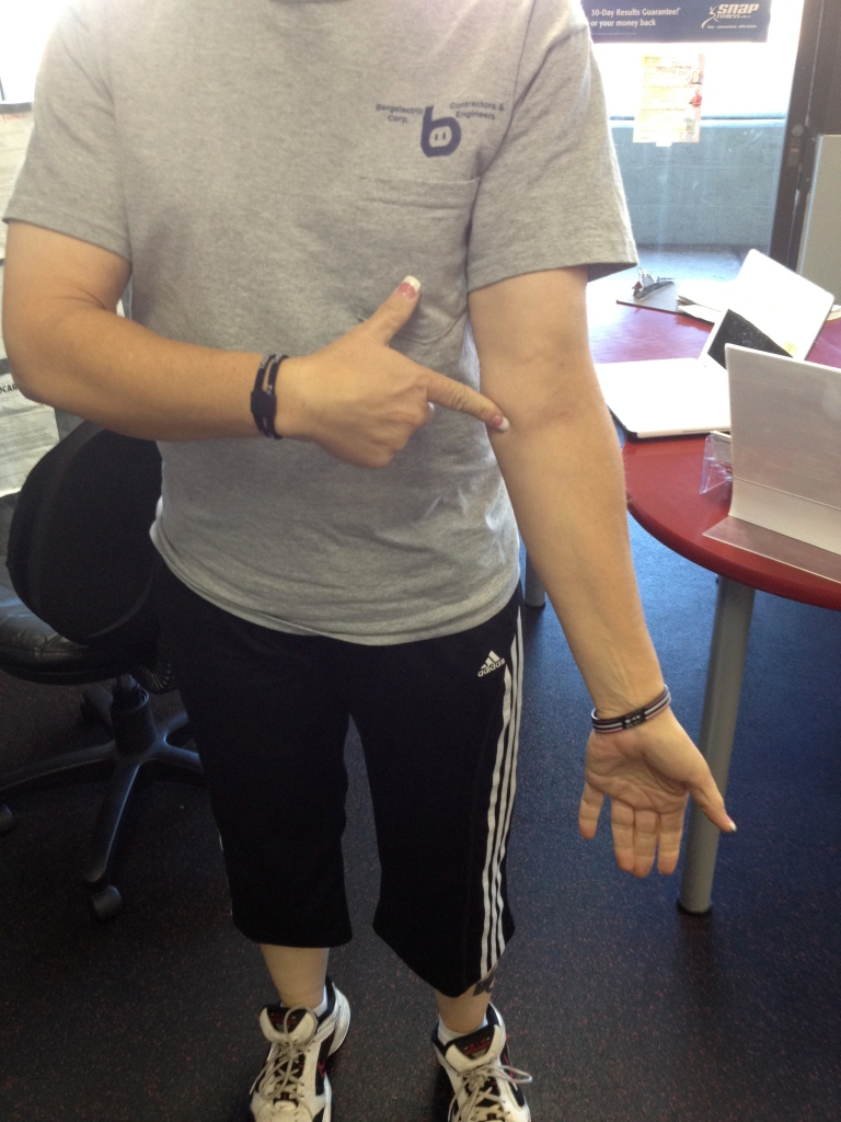 how to get rid of tennis elbow forever