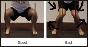 knee pain causes