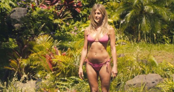 jennifer aniston workout