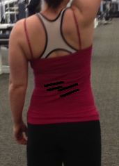 Arm reach (lat) with lines