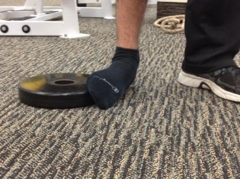 Shoes excessive pronation