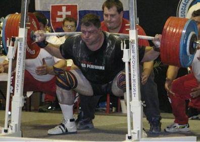 powerlifting squat