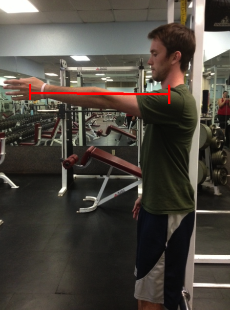 A Progression To Lifting Your Arms Overhead Pain Free B