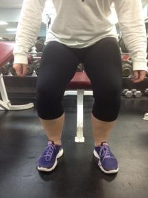 Squat knees better