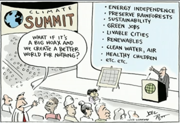 By Joel Pett of USA Today.