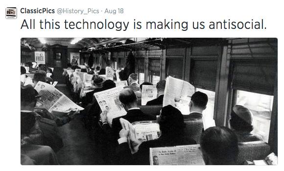 Technology newspapers