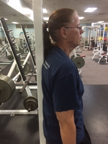 Bicep Curl Head Off Support