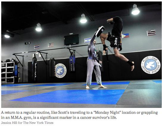 Stuart Scott MMA