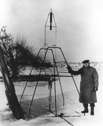 Goddard and Rocket