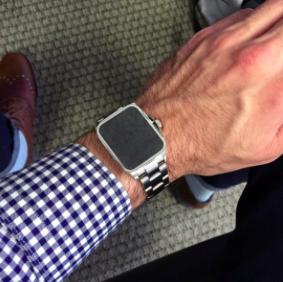 Apple watch black screen 1