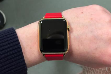 Apple watch black screen 2