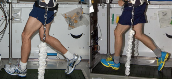 Astronaut shoes side by side 2