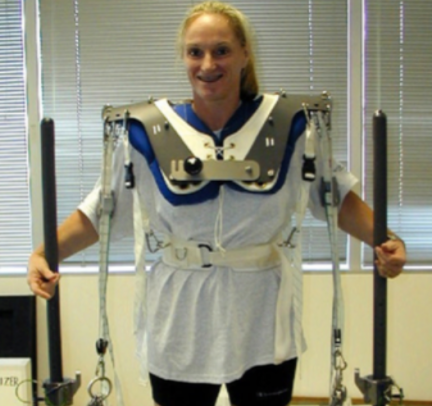 iRED squat harness 2
