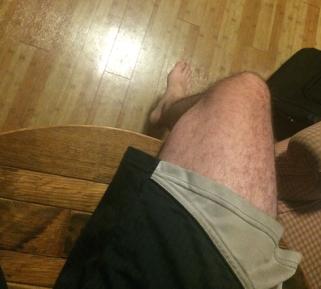 Leg Hanging Table 1