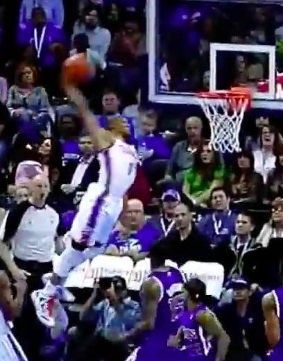 Russell Westbrook best dunk 1