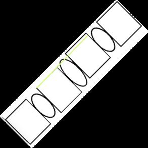 flexion-shear-vertebrae-spine-with-line